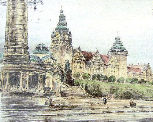 Gründung der Handwerker Baugesellschaft-Pommern mbH