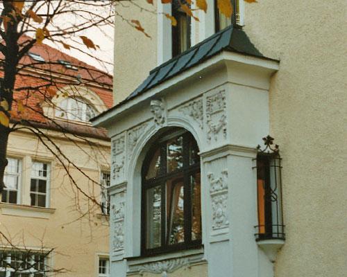 Neues Verwaltungsgebäude in München-Bogenhausen